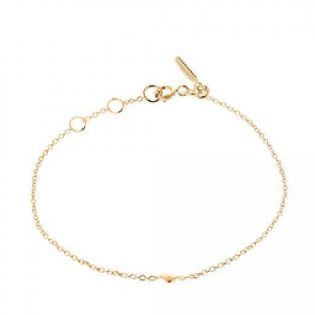 Loving Heart drop bracelet