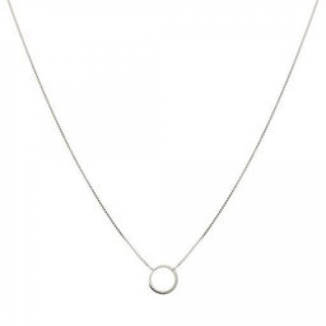 Minimalistica Ring Necklace