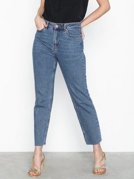 Only Onlemily Hw St Raw Crp Ank Mae 0005 Jeans