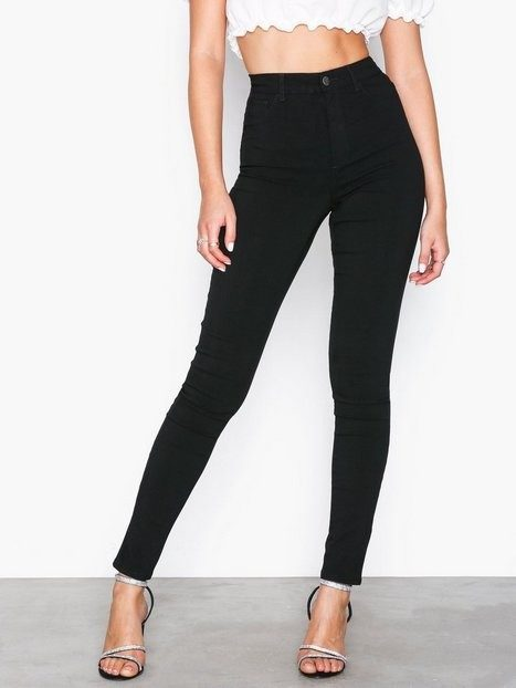 Pieces Pchighskin Wear Jeggings/Noos Byxor